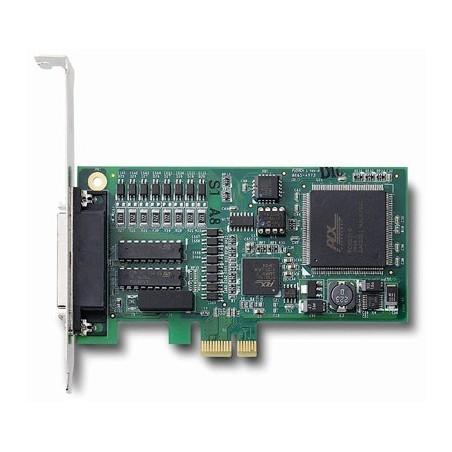 Adlink PCI-7230. 16 kanals isolerede digitale input, 16 kanals isolerede digitale OC-output , PCI Express, Low Profile