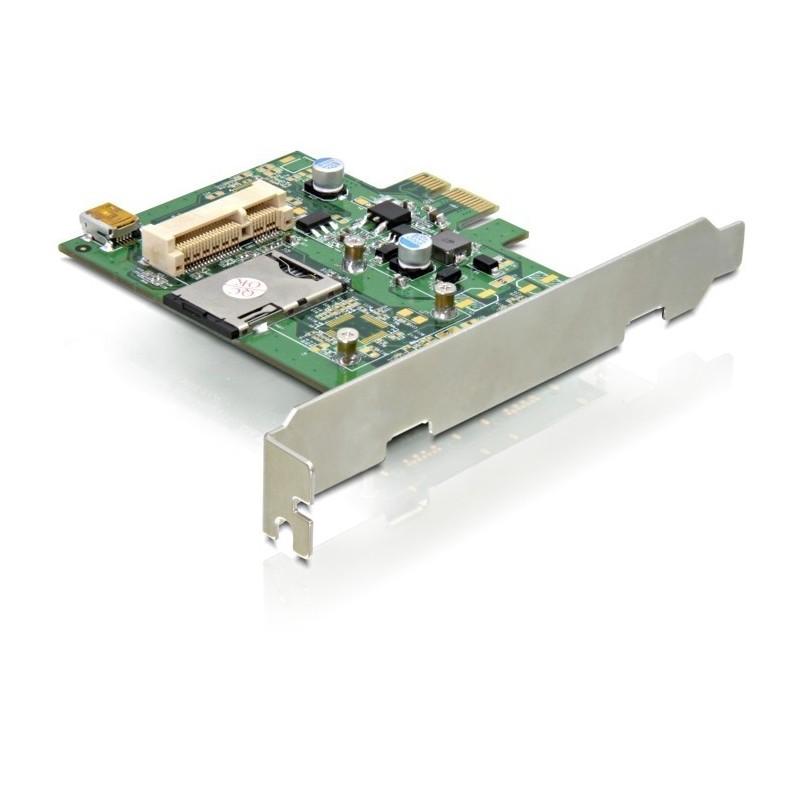 Omvandlare från PCIE till mini PCIE