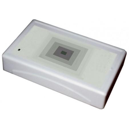 RFID læser op til 30 cm - 125kHz EM - RS232 interface, 5-12VDC