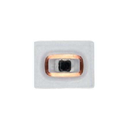 RFID tag transparent PET-plast