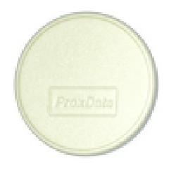 RFID tag udformet som...
