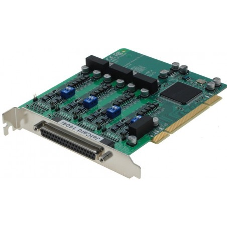 4 x Isolerede RS422 / 485 seriel porte, PCI DOS, WIN7 (32BIT) Linux support