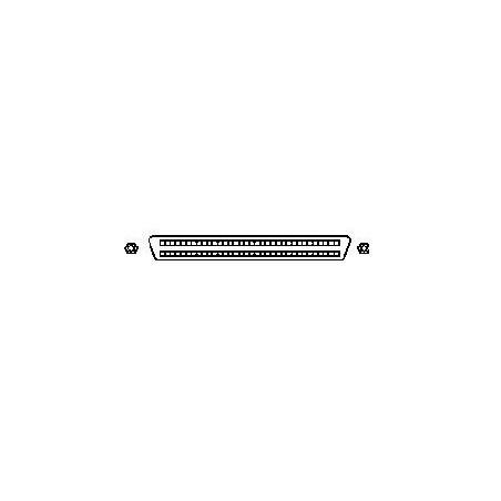 SCSI terminator Intern, aktiv, mini DB68 hun