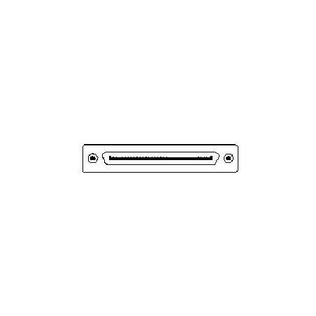 SCSI terminator VHDC168 han, LVD SE Ultra 160