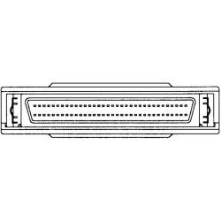 Ekstern SCSI terminator...