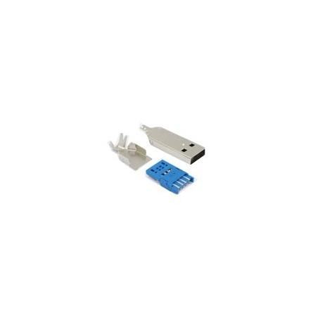 Løst USB3.0 A hanstik