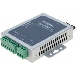 RS232/422/485 til Multi Mode fiber konverter, ST, op til 5km