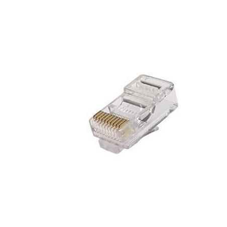 Løse RJ50-stik til f.eks. egenproduktion af kabler