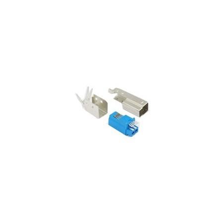 Løst USB 3.0 B hanstik