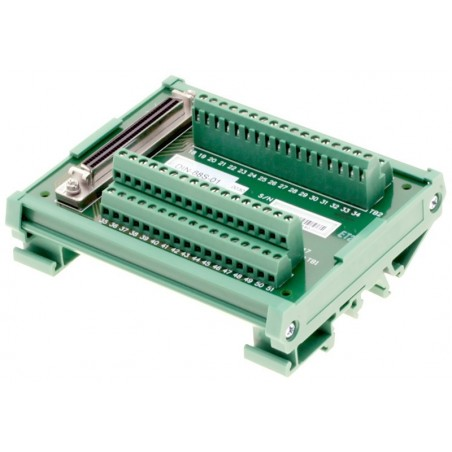 Adlink DIN-68S-01. Terminalkort med 68 skrueterminaler