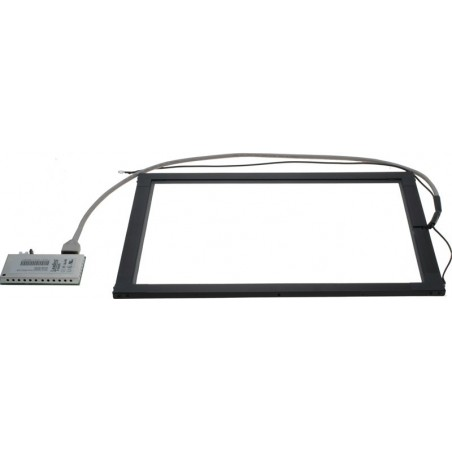 "15"" SAW (Surface Acoustic Wave) touchpanel, USB"