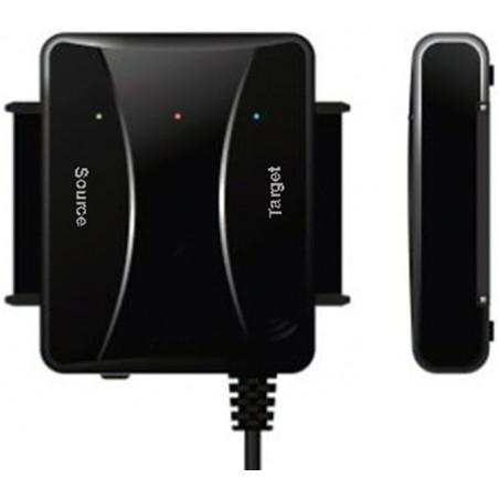 """HDD duplikator til 2½ og 3½"""" SATA med USB3.0 interface til PC"""