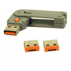 Ekstra lås til USB-LOCK-O -...