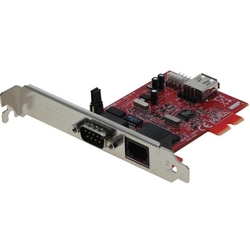 Internt USB til RS232 konverter kort