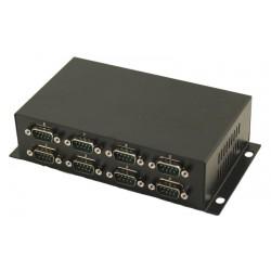 USB til 8 x RS232 adapter -...
