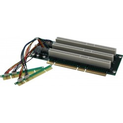 Vinkelstik til PCI - 3 x...