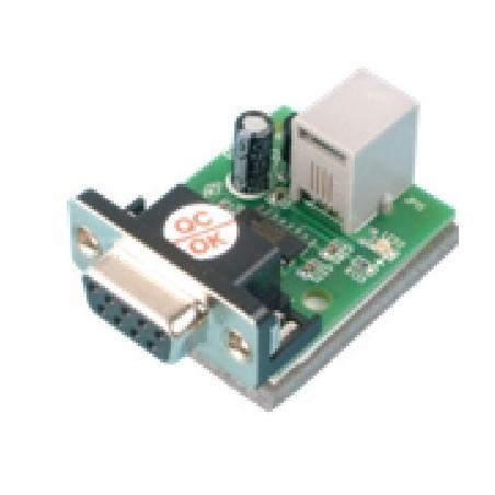 RS232 serielport interface til WA-BASE+