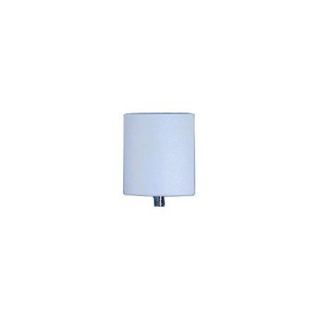 14 dBi 2,6GHz Panel antenne, N hun, Mastebeslag