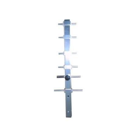 7 dBi 2,4GHz Yagi antenne, N hun, mastebeslag