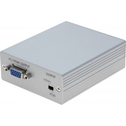 VGA til DVI-D konverter