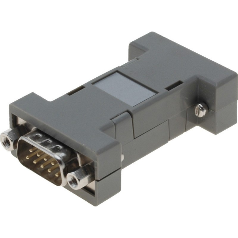 Isoleret RS232-RS422 adapter med galvanisk isolering