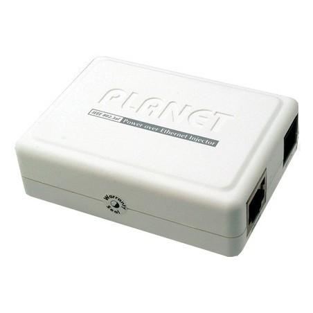 48 VDC PoE injektor 15,4 Watt