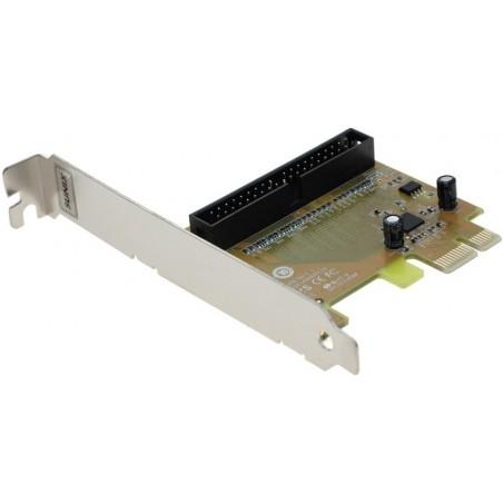 PCIE controller til IDE drev