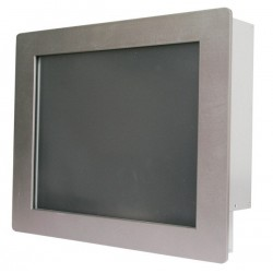 "17"" Panel PC IP65 tæt front"
