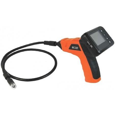 Inspektionskamera m eller LCD skærm