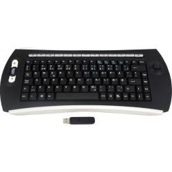 Trådløst tastatur med...