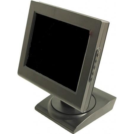 """8"""" TFT skærm, 800 x 600, VGA - drejefod."""