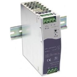 12V/10A strömförsörjning, 180-550VAC, DIN-skena