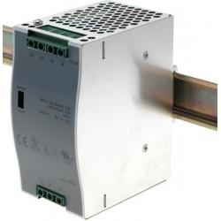 48VDC/2A strømforsyning, DIN-skinne
