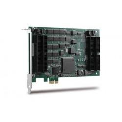 96 kanals TTL I/O kort, 500kbit/s, PCI Express, Adlink PCIE 7296