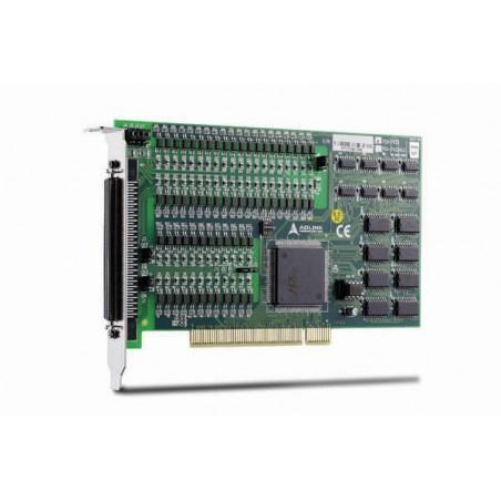 ADLINK PCI-7432. 32 kanalers isolerede digital input, 32 kanalers isolerede digitale output, PCI