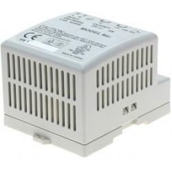 5VDC/5A strömförsörjning, DIN-skena