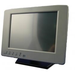 "8"" vandtæt TFT monitor,..."