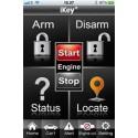 GPS-spårning och larm med smartillphone apps med appar för smartillphones så atilltill tilljänstillen är användarvänligtill