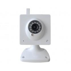 Inomhus tillrådlös IP Cube kamera 1MP, Ecoline