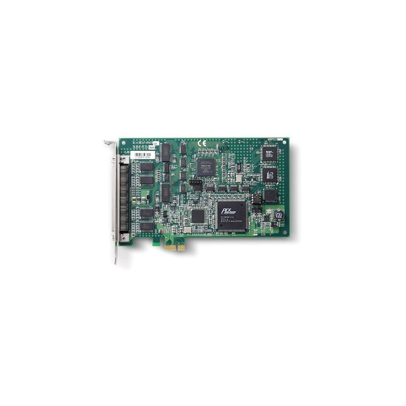 ADLINK PCI-7300A. 32 kanals High-speed D/I kort, 80MB/s, PCI Express