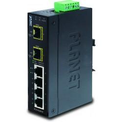 6 ports 10/100/1000Mbit...