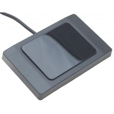 RFID læser 125kHz EM - 40 bit HEX USB tilslutning