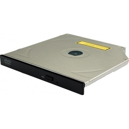8x SLIM CD / DVD-Rom Drive, SORT