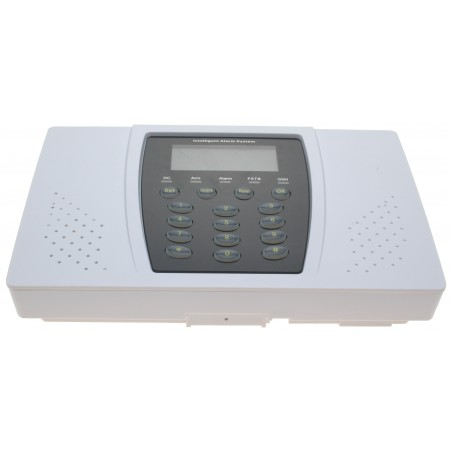 Trådløs tyverialarm med numpad, GSM og PSTN til dobbelt beskyttelse