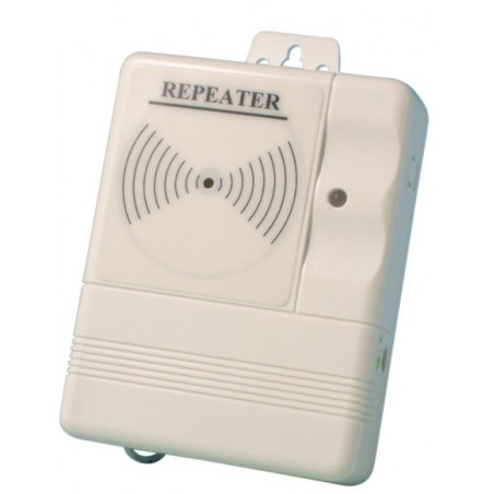 Trådløs radiorepeater (maks. 10 detektorer til WA-BASE+)