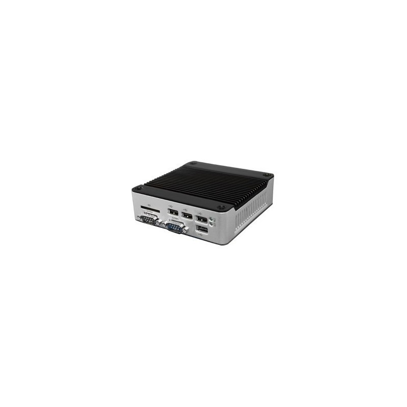 EBOX-3310MX-S4C Lille embedded pc med VESA mål med SD-kortlæser