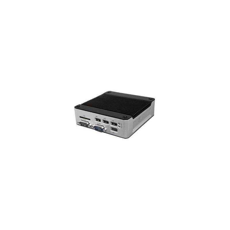 EBOX-3310MX-S4C Små embedded PC med VESA mål med SD -kortläsare