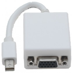 Mini DisplayPort adapter...
