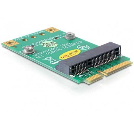 Mini PCIE til ½ mini PCIE konverter
