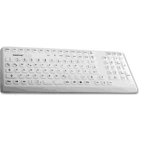 IP68 tæt tastatur - USB - Medical - Nordic